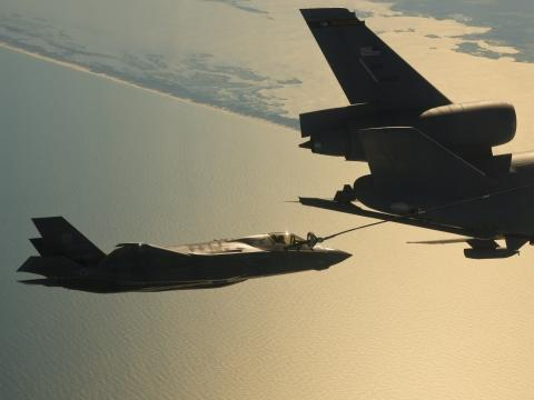 BF-2 Refueling with KC-10
