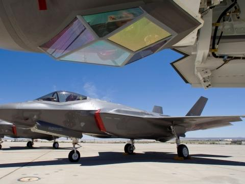 F-35 Electro-Optical Targeting System (EOTS)