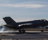 Navy's F-35C Completes Landing Tests Ahead of October Sea Trials