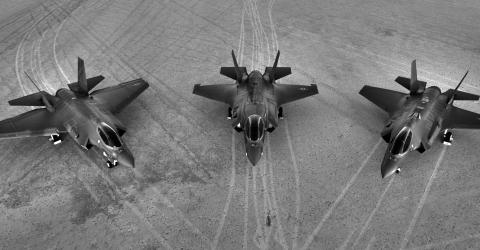 All Three F-35 Variants