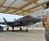 F-35 Lightning IIs take flight at Luke AFB