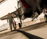 419th reservists train to fuel F-35 fighter jets