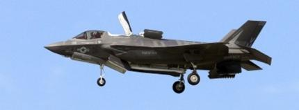 F-35B impresses many at Cherry Point Air Show