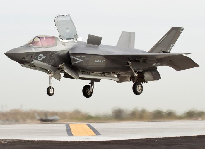 F 35b Short Takeoff And Vertical Landing Variant 35