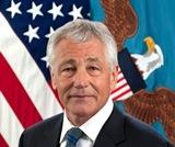 Chuck Hagel, U.S. Secretary of Defense