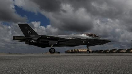 Final F-35A delivered to Eglin