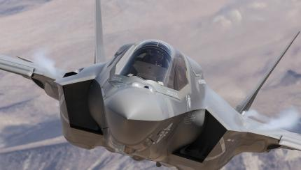 Gen. Mike Hostage On The F-35; No Growlers Needed When War Starts