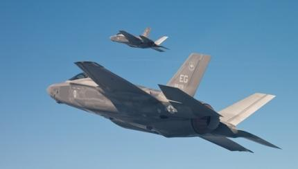 'A God's Eye View Of The Battlefield:' Gen. Hostage On The F-35