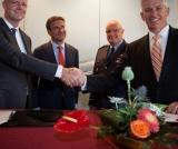 Fokker signs agreement for F-35 wiring systems