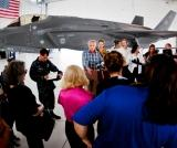 Hagel at Eglin: F-35 is the future