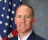 Colonel Todd Canterbury, 33rd Fighter Wing Commander, U.S. Air Force