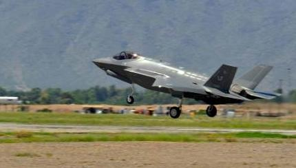 Luke Air Force Base Launched 100th F-35 Sortie