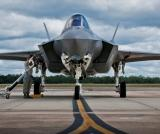 First DOD general officer completes F-35 qualification training