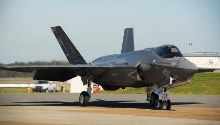 "VFA-101 ""Grim Reapers"" introduce F-35C to NAS Oceana"
