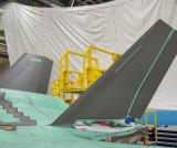 First Aussie made vertical tails installed on F-35