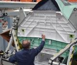 Northrop Grumman completes center fuselage for first Norwegian F-35 aircraft
