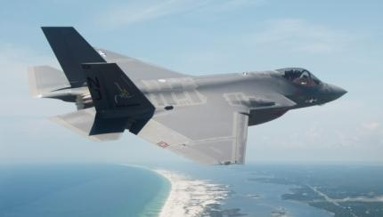 Senior Admiral Reiterates U.S. Navy Commitment to F-35 Warplane