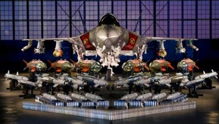 F-35 Programme Begins Developing Cyber-Attack Capability