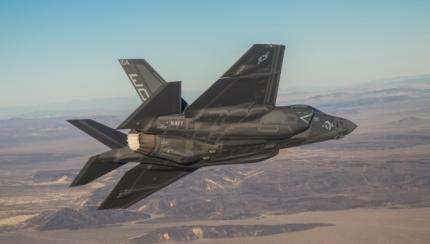 Meet The F-35 Developmental Test Fleet At Edwards AFB