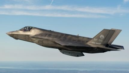U.S. Air Force Eyes Future F-35 Engine and Arms Upgrades