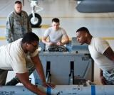 Nomads Lock and Load in First F-35A Weapons Load Competition