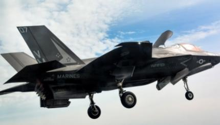 Yuma's F-35s to Enter New Phase of Training