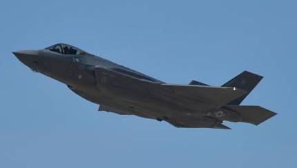 F-35 Pilot Training Begins at Luke