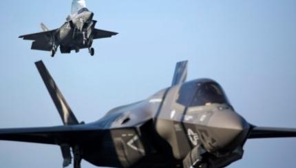U.S. Marines Sending Engine Module to Ship as Part of F-35 Testing