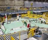 F-35A Lightning II with First Italian-Made Wing Set Enters Assembly Line