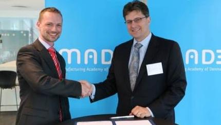 Manufacturing Academy of Denmark Signs Collaborative Agreement with Lockheed Martin