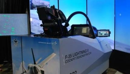 Taking Over the Controls of the F-35 Joint Strike Fighter Lightning II