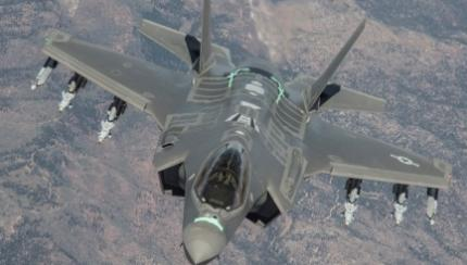 Lockheed F-35s Get Major Role in U.S. Military Exercise