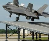 F-35B Jet Begins First Ski-Jump Launch and Weapons Testing