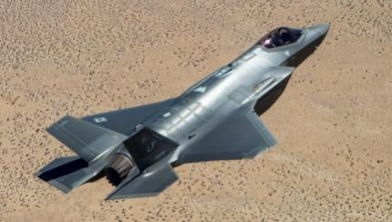 No, The F-35 Was Not Beaten by an F-16