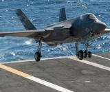 Navy To Test F-35C Off Eisenhower in October