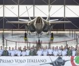 First of Italy's Lockheed F-35 Fighter Jets Completes Flight