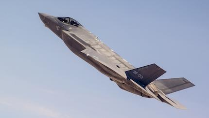 F-35 Could Deploy Quickly After IOC Next Year, General Says