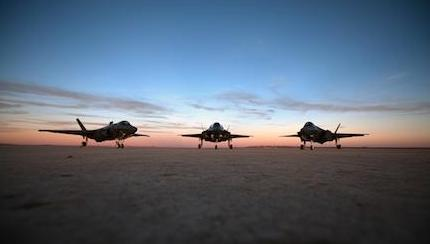 Pentagon, Lockheed Eye Agreement On Next F-35 Contracts This Fall