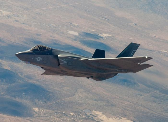 Pentagon Sees F-35 Having Air Superiority For 30 Years | F-35