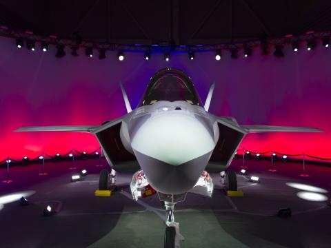 Norway's First F-35