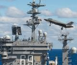 Navy Winds Up F-35Cs Development Tests On USS Eisenhower
