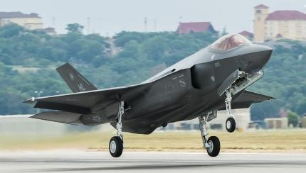 Hatch Says F-35 Jets Make Utah Very Important