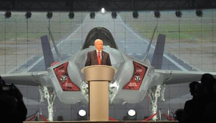 Hill Air Force Base Welcomes New F-35 Fighter Jet