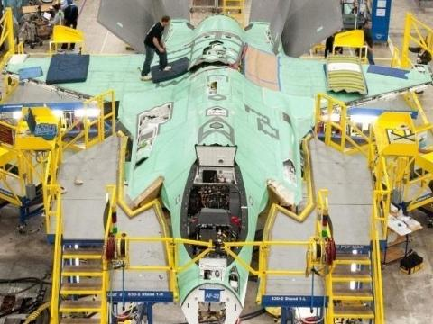 Four Things to Know About F-35 Production Ramp-Up