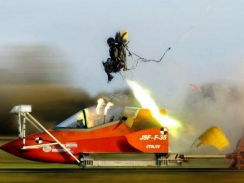 How it Works: The F-35's Martin-Baker Ejection Seat