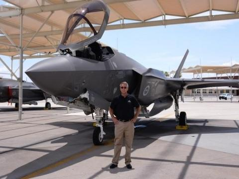 Training the World's Greatest F-35 Fighter Pilots