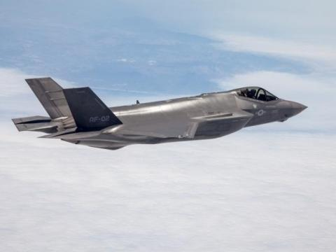 Up in the Air: Understanding the F-35 Air Vehicle