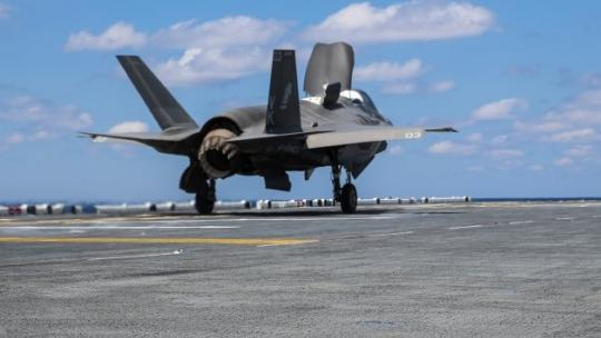 F-35 OT-1 By the Numbers