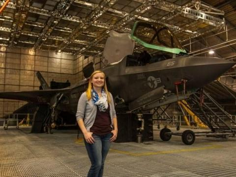 On Base: Testing and Maintaining the F-35 at the PAX ITF