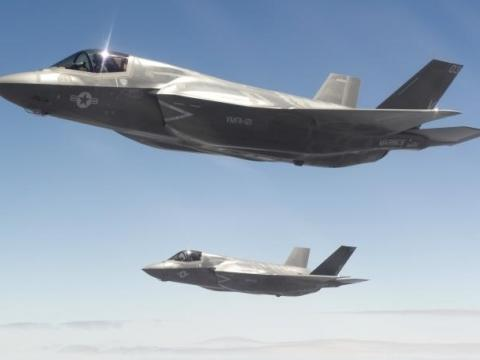 5 Surprising Things You Might Not Know About the F-35
